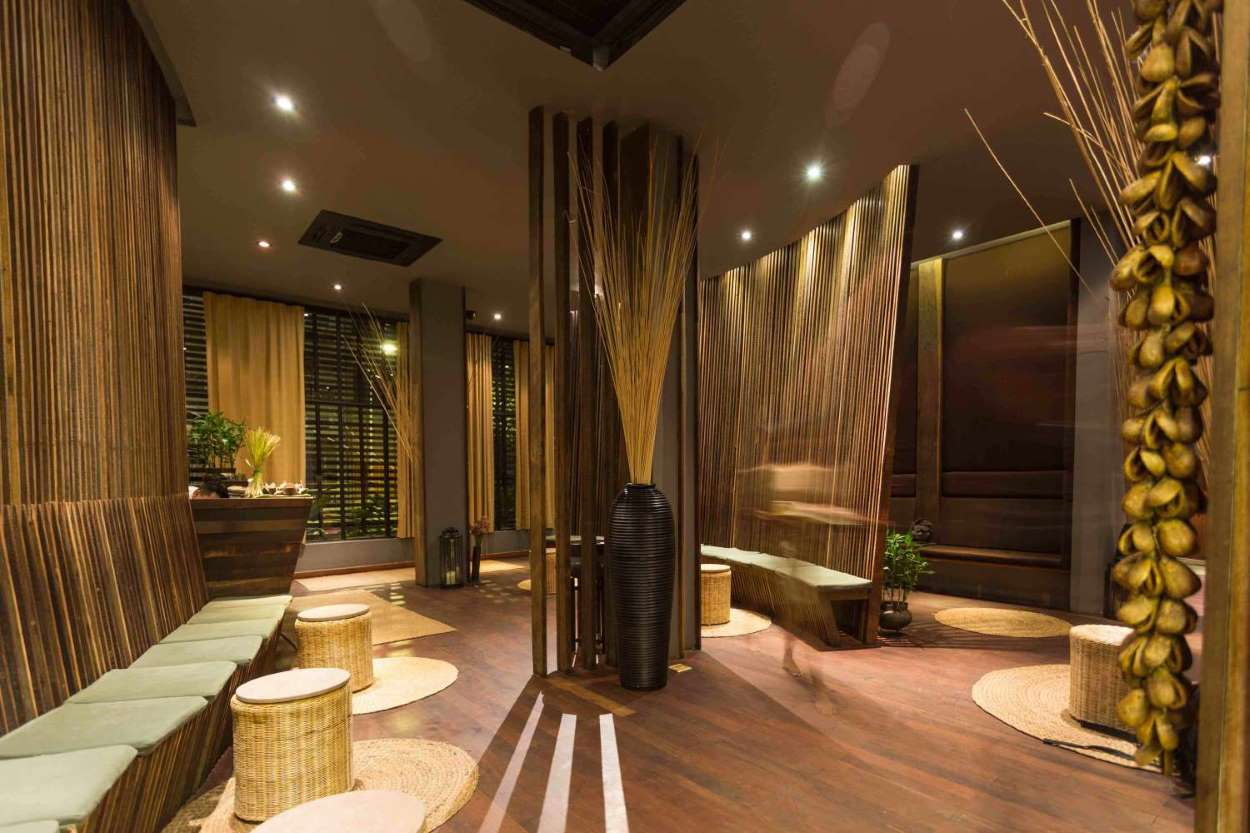 Bodia Spa Riverside - Reception Area