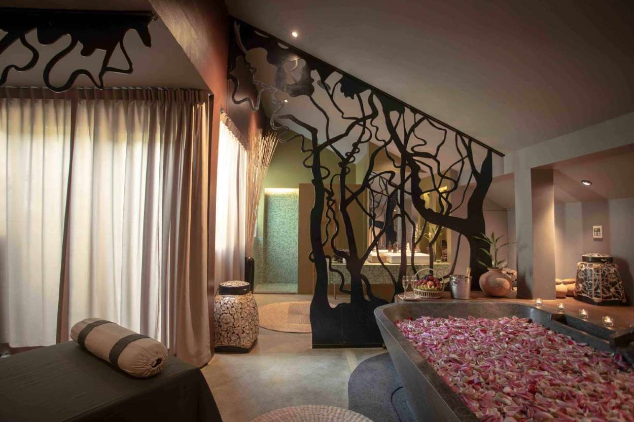 Bodia Spa Templation VIP Room