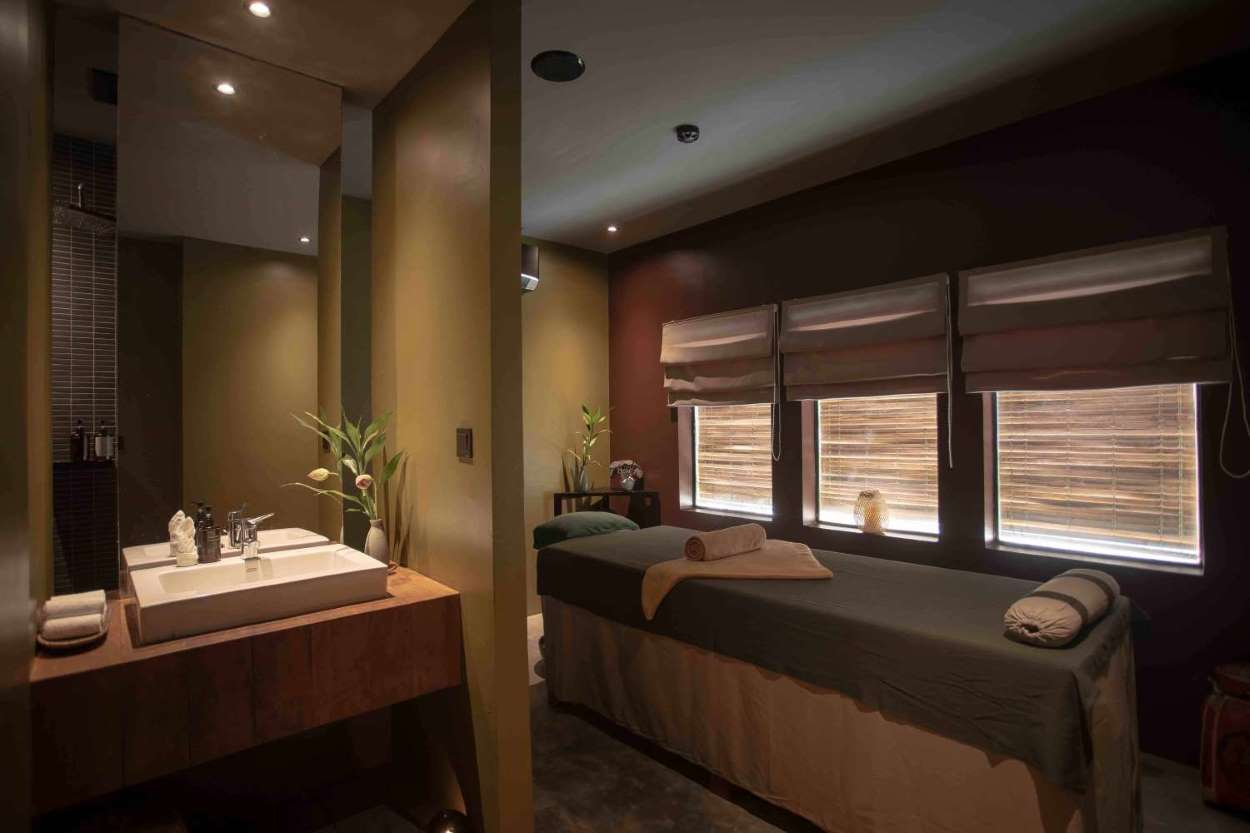 Bodia Spa Alley West Single Room