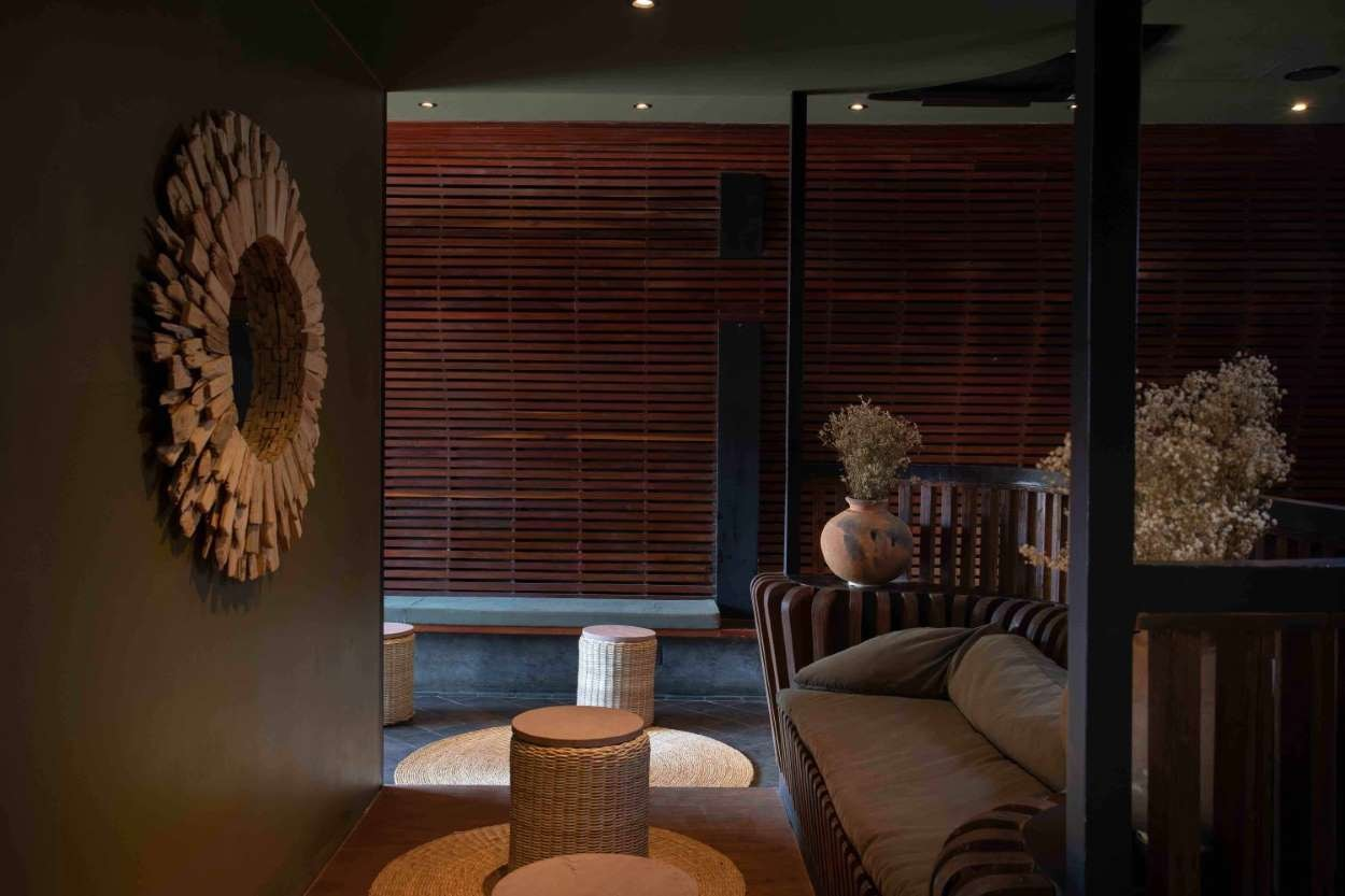 Bodia Spa Alley West Waiting Area